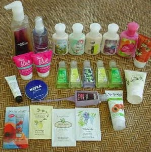 Free Lotions and Potions