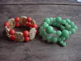 Jewelry from Vintage Beads